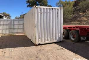 Container 1999 Shipping