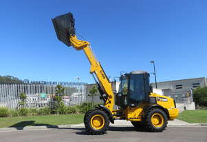 Telescopic Wheel Loader / Tool Carrier