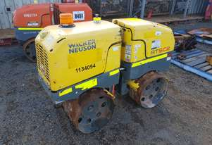 2012 Wacker Neuson RT82-SC Remote Control Trench Roller *CONDITIONS APPLY*