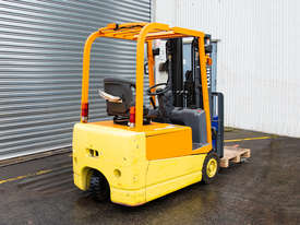 1.5T 3 Wheel Battery Electric Forklift - picture2' - Click to enlarge