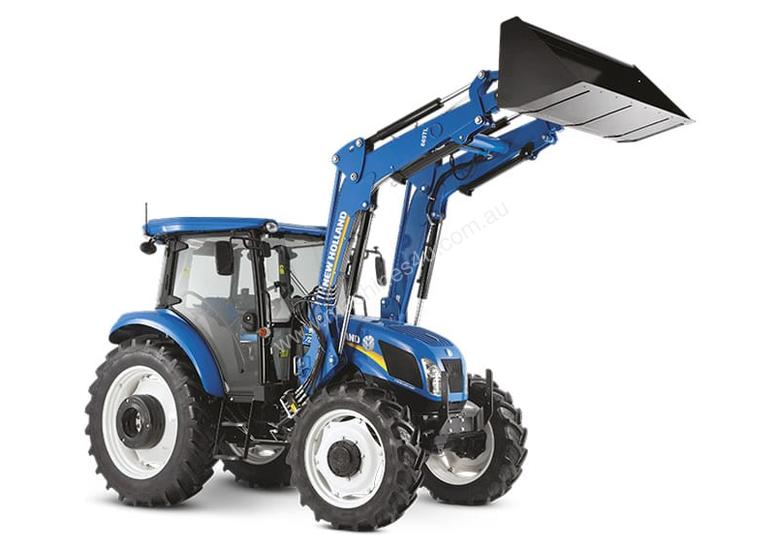 NEW HOLLAND TD5.100 TRACTOR