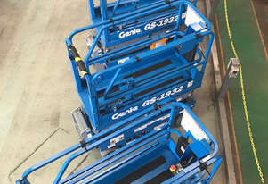 Ex-Demo Genie GS-1932 Scissor Lift (Adelaide Stock)
