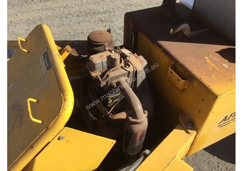 HA-600 Afron orchard picker , 4 wheeler series , diesel , ex council