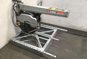 Dewalt   Radial Arm Saw 240volt