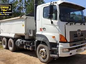 2007 Hino Steel Body Tandem Tipper Truck.  E.M.U.S. TS505 - picture0' - Click to enlarge