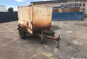 Custom Made Custom Box Trailer