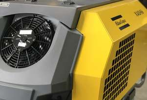 Atlas Copco XAS 27 Compressor- Minimal Stock Left!