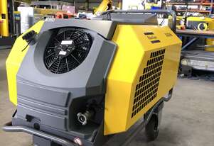 Atlas Copco XAS 27 Compressor- One Left!