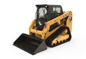COMPACT TRACK AND MULTI TERRAIN LOADERS - 239D3