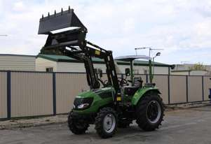 Agrison 60HP CDF ROPS Tractor