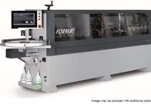 [BOOK A DEMO] format4 tempora 45.03L Edgebander by Felder
