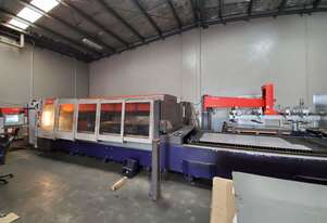 2004 Bystronic Byspeed 3015 5.2KW Laser Cutting Machine