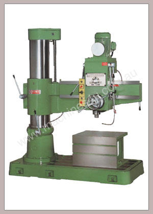 TF-1100S Radial Arm Drill