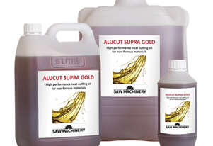PREMIUM ALUCUT SUPRA GOLD CUTTING OIL - Suitable for all mitre saws & copy-routers