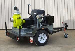 Remko RS-150 Cast Iron Self Priming trailer Pump