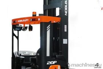 Noblelift Lithium-Ion Electric Reach Truck
