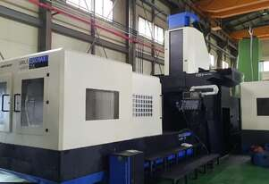 2015 Hwacheon Sirius-2500/5AX, 5 Axis Double Column Machining Centre