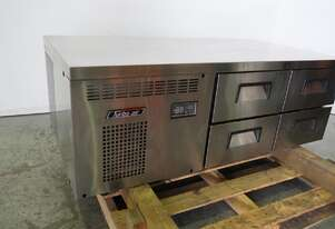 Turbo Air SCB14-4 Undercounter Fridge