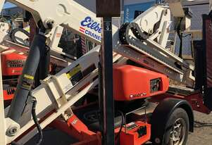 2nd Hand MHP13AT Trailer Mounted Boom