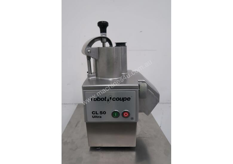 Robot Coupe CL 50 E ULTRA Food Processor