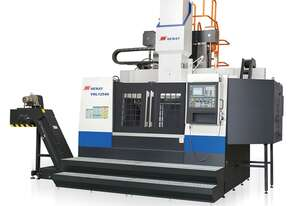 16ton CNC Vertical Lathe 1500mmx1000mm Workpiece 5000kg