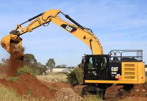 Caterpillar 320F Track Mounted For Hire