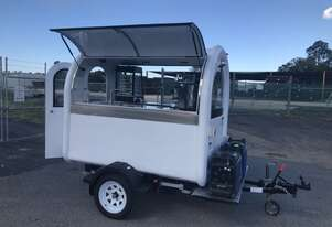 Coffee Trailer King Mid Premium Package