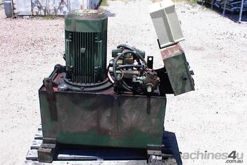 Electric hydraulic power pack 20HP