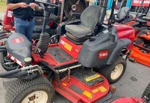 Toro Groundsmaster 360D Turf Mower – ONLY 225 HOURS!