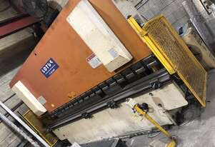 USED MAXI HYDRAULIC PRESS BRAKE 125 TON