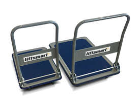 Warehouse platform Trolley 300kg   - picture0' - Click to enlarge