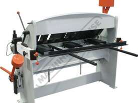 PB-422A Manual Panbrake 1250 x 2mm Mild Steel Bending Capacity Includes Quick Action Head Adjustment - picture7' - Click to enlarge