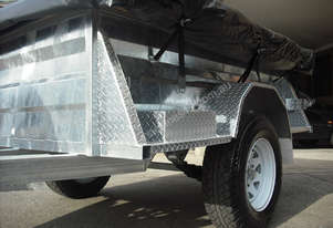 EXTREME OFF ROAD GALVANISED CAMPER TRAILERS