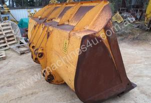 Loader Bucket 3460 mm Hyundai BL53