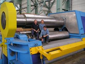 1st Quality MG Italian 3 and 4 Roll Machines  - picture6' - Click to enlarge