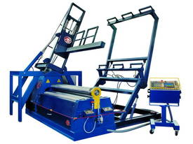 1st Quality MG Italian 3 and 4 Roll Machines  - picture0' - Click to enlarge