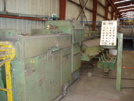 VITARI NR 350 Straighten and Cut to Length Machine - picture0' - Click to enlarge