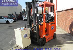 Counterbalance Electric Forklift 1800Kgs