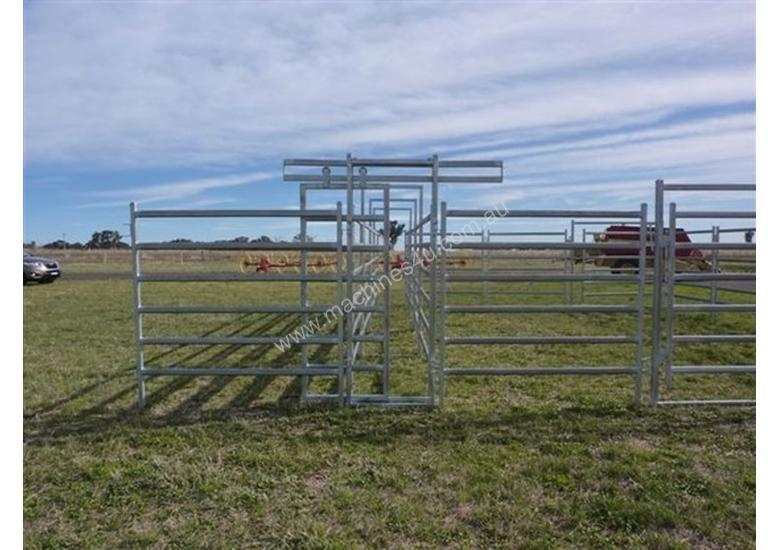 CATTLE PANELS & GATES
