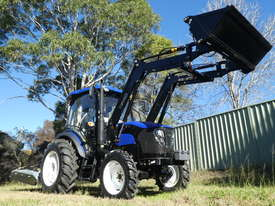 WHM 67HP 4WD Tractor with FEL&FREE 6ft Gal Slasher - picture0' - Click to enlarge