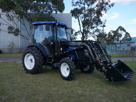 WHM 67HP 4WD Tractor with FEL&FREE 6ft Gal Slasher - picture5' - Click to enlarge