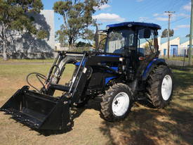 WHM 67HP 4WD Tractor with FEL&FREE 6ft Gal Slasher - picture6' - Click to enlarge