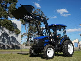 WHM 67HP 4WD Tractor with FEL&FREE 6ft Gal Slasher - picture1' - Click to enlarge