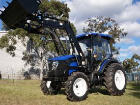 WHM 67HP 4WD Tractor with FEL&FREE 6ft Gal Slasher - picture7' - Click to enlarge