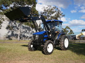 WHM 67HP 4WD Tractor with FEL&FREE 6ft Gal Slasher - picture8' - Click to enlarge