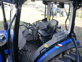 WHM 67HP 4WD Tractor with FEL&FREE 6ft Gal Slasher - picture12' - Click to enlarge