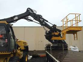 Mecalac 14MBX Wheeled-Excav Excavator - picture6' - Click to enlarge