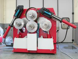HYDRAULIC BENDING SECTION ROLLER - picture3' - Click to enlarge