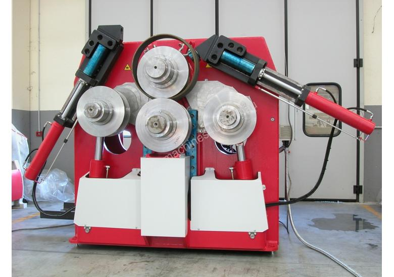 HYDRAULIC BENDING SECTION ROLLER
