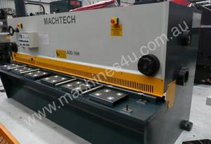 New Machtech AGS-3108  Guillotine